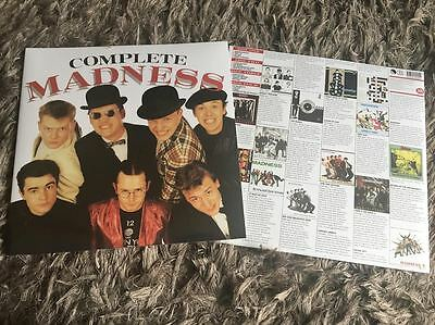Madness - Complete - Sealed Vinyl LP Baggy Trousers House Of Fun It Must Be Love