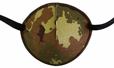 Medical Eye Patch, CAMOUFLAGE, Soft and Washable,
