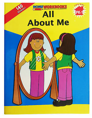 Educational Workbook - All About Me