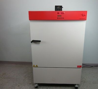 Binder KB 240-UL Refrigerated Incubator - Heats and Cools with Warranty