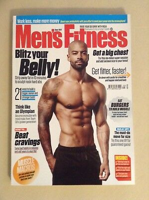 Men's Fitness magazine - September 2017