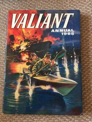 Valiant Annual 1965 - Collectors Item
