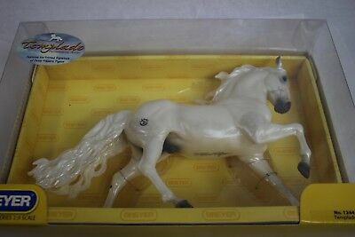 Breyer Pearly Andalusian Templado New in Box!