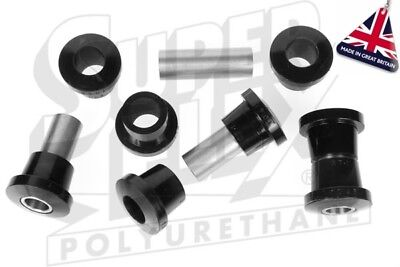 Superflex Polyurethane/Stainless Steel Front Inner Wishbone Kit Gordon Keeble