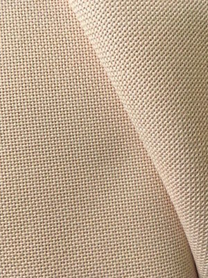 Ivory / Cream 20 count Zweigart Bellana evenweave fabric 50 x 70 cm