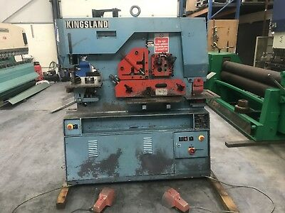 Kingsland 70 Ton Steelworker Ironworker.  Not Geka Vat Included
