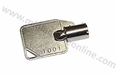 Fike Twinflex Pro Panel Spare key - 09-0026 - NWD Delivery or FREE P&P