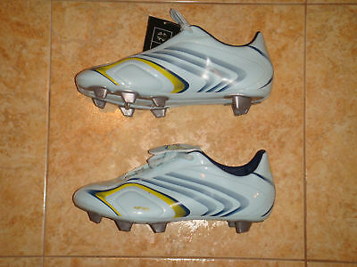 Adidas F10.6 Soccer Boots F 10 Football Soft Ground Shoes Junior NEW UK 5 7b50be6fbaf