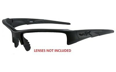 Wiley X Saint Black Ops Matte Black Replacement Frame