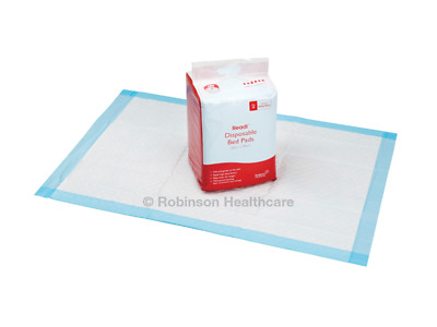Readi Disposable Incontinence Bed pads 60x90cm -   Multiple Listing