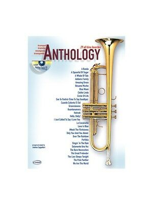 Anthology (Trumpet), Volume 1. Sheet Music, CD