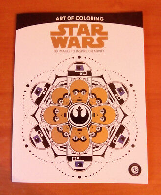 Star Wars Coloring Book, libro de colorear