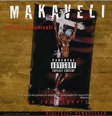Tupac Makiveli Vinyl- 7 Day Theory. X2lp New And Sealed Uk Seller