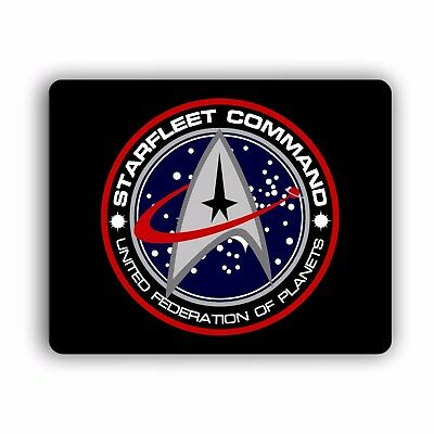 Star Trek Star Fleet Command Computer Mouse Pad