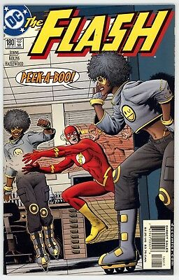 Flash (1987) #180 NM First Appearance of Peekaboo