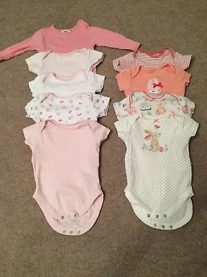 6-9 Months NEXT Girls Bundle Clothes