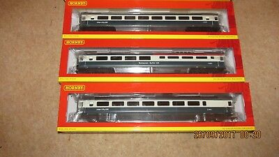 R4676 Hornby OO - BR Mk3 Intercity Coach Limited Edition Pack