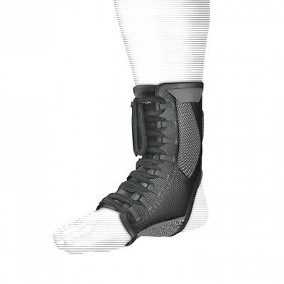 (Large, Black) - Shock Doctor PST Ultra Gel Lace Ankle Support. Delivery is Free