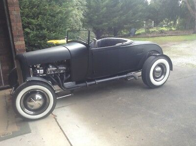 Hot rod 28 roadster
