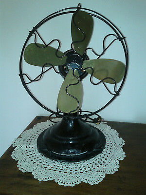 Olde world Vintage Copper metal fan