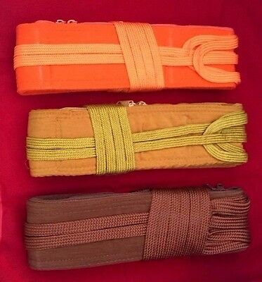 New Thai Monk Belt for Buddhist Monk's Robe* Available in 3 Colors *