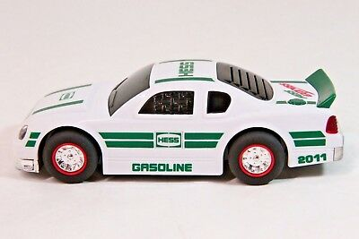 2011 HESS Small Inner Race Car lose battery Operated Works fine