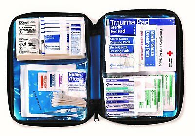 First Aid Only All-purpose First Aid Kit, Soft Case 131 Piece