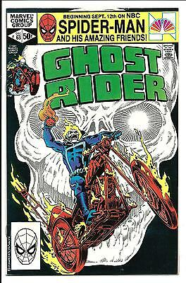 GHOST RIDER (Vol.1) # 63 (DEC 1981), VF