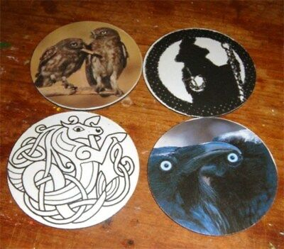 Costers Animals, Celtic Horse, Birds, Wizard