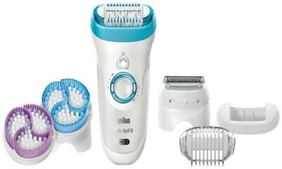 NEW Braun SE9961-E Silk Epil9 Wet Dry Cordless Beauty Care for women from Japan