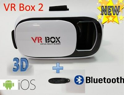 VR BOX GOGGLES Virtual Reality Glasses. Brand New