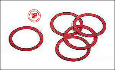 MASSOTH - 8315105 - Traction Tires 37,5mm, red (5/pack);