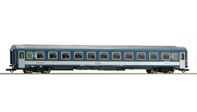 ROCO-64492-Passenger Cars Express Train Passenger cars Eurofima carriage (HO SCA