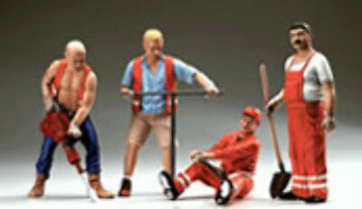LGB - 51404 - Worker Figures - G Scale 1:22.5