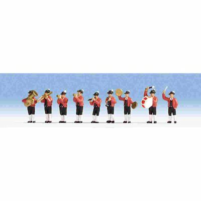NOCH - 36581 - (D)Music Band (N SCALE)