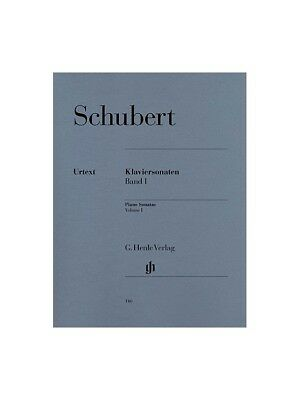 Franz Schubert: Piano Sonatas Book 1. Sheet Music