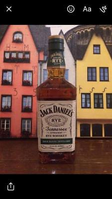 Rare Jack Daniels 750Ml Straight Rye Whiskey -No Green Gold Red Dog Fire Belle