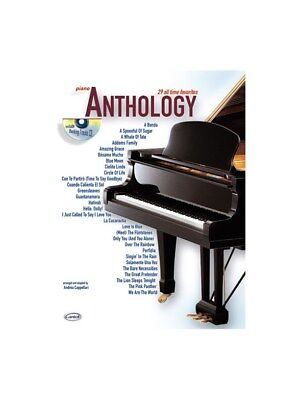 Anthology (Piano), Volume 1. Sheet Music, CD