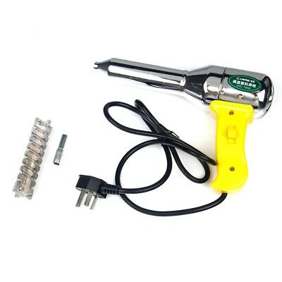 500W 220-240V Plastic Welding Hot Air Gun Torch Welder Pistol w/ Nozzle GL