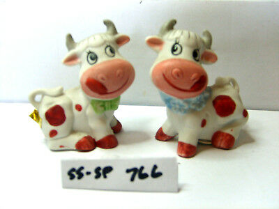 cows salt and pepper shakers