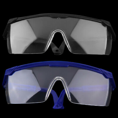 New Safety Eye Protection Glasses Goggles Lab Dust Paint Dental Industrial BY