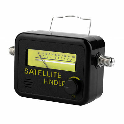 SF-9501 Digital Satellite Signal Tester Level Meter Finder With LCD Display BY