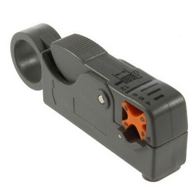 Rotary Coax Coaxial Cable Cutter Tool RG58 RG6 Stripper Coax Rotary Cutter BY