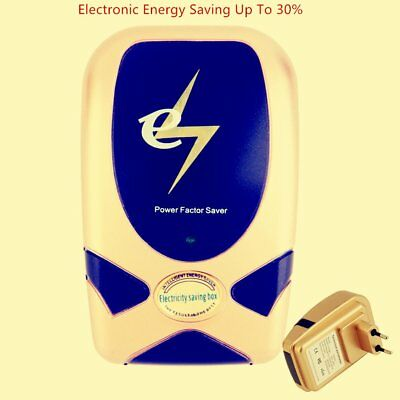 Home Electricity Power Energy Factor Saver 28KW Saving Up To 30% 90-250V BY