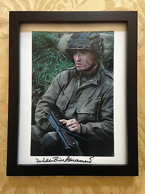Wild Bill Guarnere signed picture