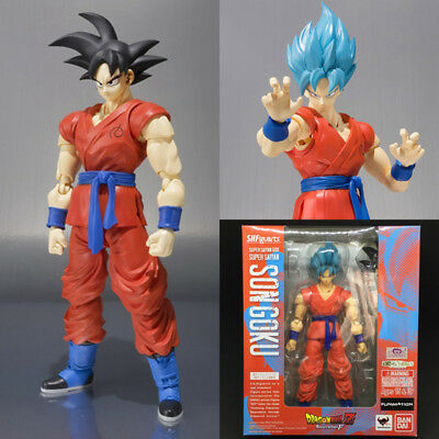 Dragon Ball Z Son Gokou Super Saiyan 18cm Action Figure Figuras Giocattoli Toys