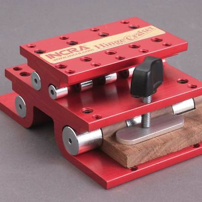 Incra Hinge Making Jig