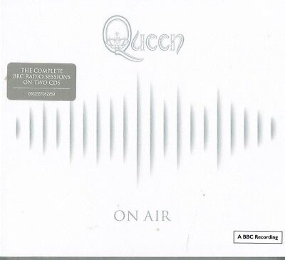 QUEEN - On air (BBC Radio sessions (2 cd digipack / Brand new & sealed)