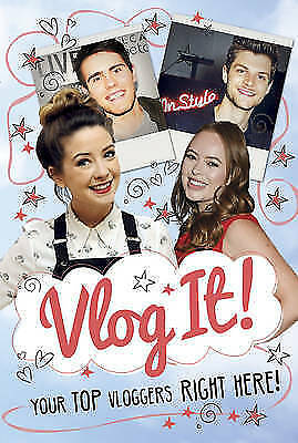 Vlog it!: 2015 by Scholastic (Paperback, 2015)-9781407162881-F003