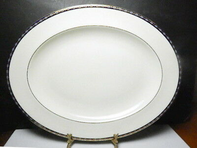 "Minton ST JAMES Oval Platter,LARGE 16 1/4"", 1st Quality, Near Mint"